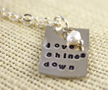 Love Shines Down Necklace